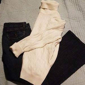 Liz Claiborne Jeans, sz 16